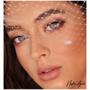 bride makeup-light makeup-nasim aghili