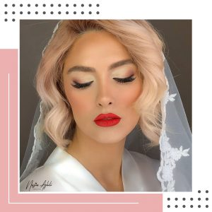 آرایش عروس-نسیم عقیلی
