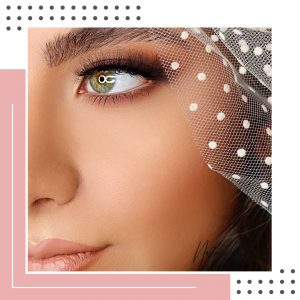 آرایش اروپایی عروس-نسیم عقیلی